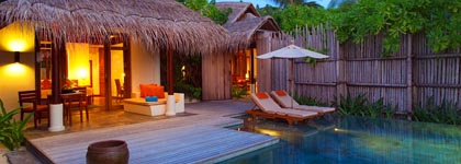 Maldives Garden Villas