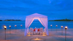 Cinnamon Dhonveli Maldive IN-ROOM DINING – A PRIVATE AFFAIR