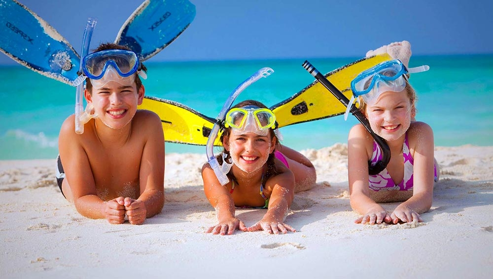 Kuramathi Island Resort Kids Clubs