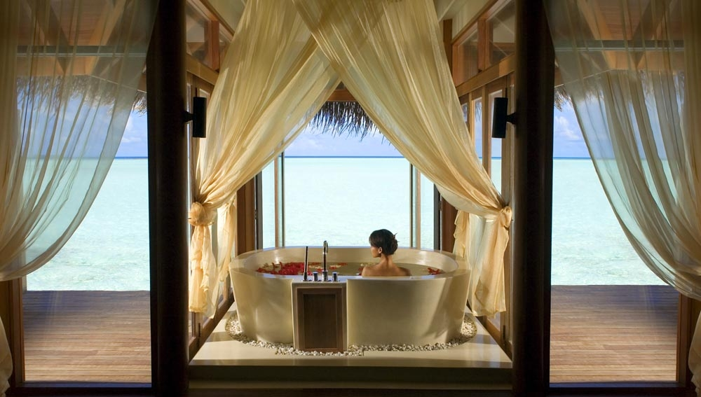 Anantara Over Water Spa