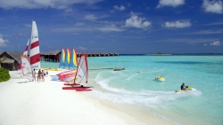 Anantara Aquafanatics water sports