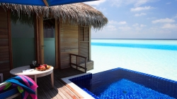 Anantara Over Water Pool Suite exterior