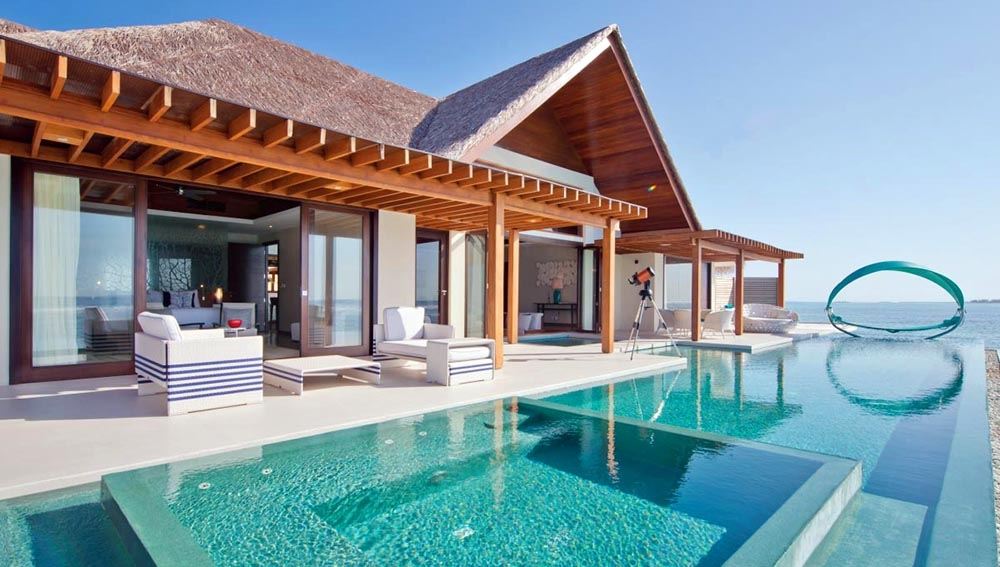 TWO BEDROOM OCEAN PAVILION WITH POOL