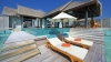 Anantara Kihavah Over Water Pool Villa deck