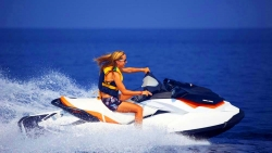 Watersports available: