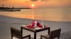 PRIVATE DINNER AT SUNSET ON THE BEACH