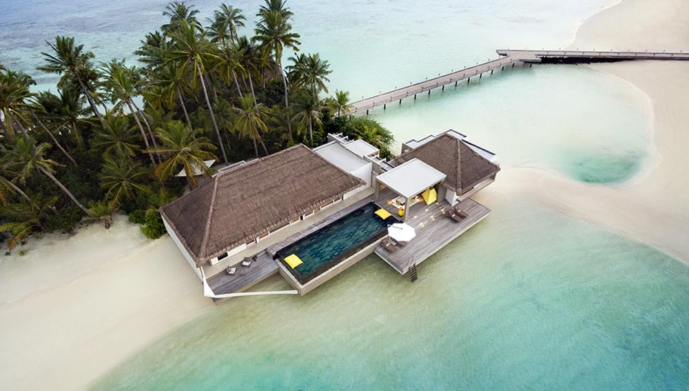 Cheval Blanc Randheli Resort Maldives