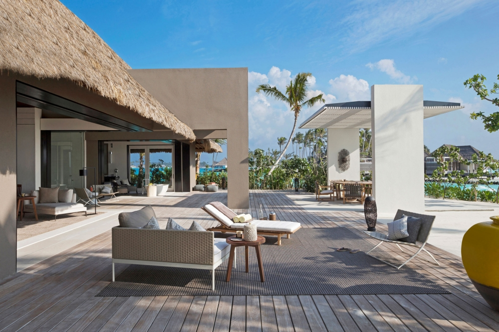 Cheval Blanc Maldives Villas