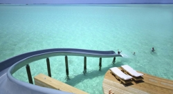 1 Bedroom Water Villa with Slide