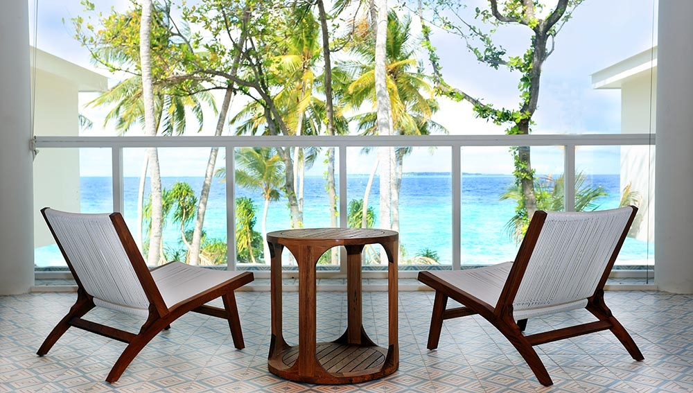 Amilla Fushi Beach Residences - 4 Bedroom