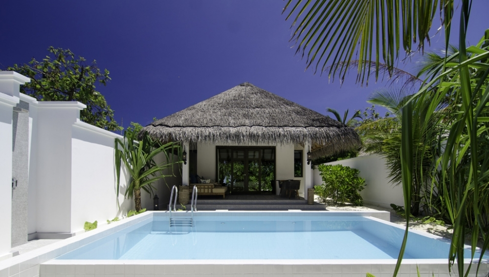 Finolhu Beach Pool Villa