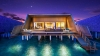 Sunset Overwater Villas With Pool