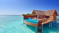 Milaidhoo Water Pool Villa