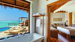 Overwater Bungalows With Private Pool