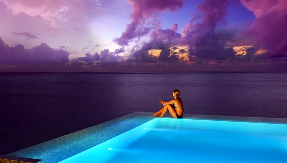 Conrad Maldives Sunseit Water Villa