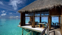 Conrad Maldives Water Villa