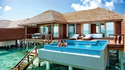 Deluxe Water Villa with Pool