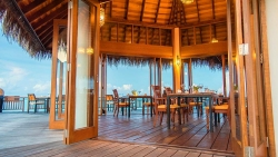 Hideaway Resort And Spa Maldives Samsara Asian Fusion