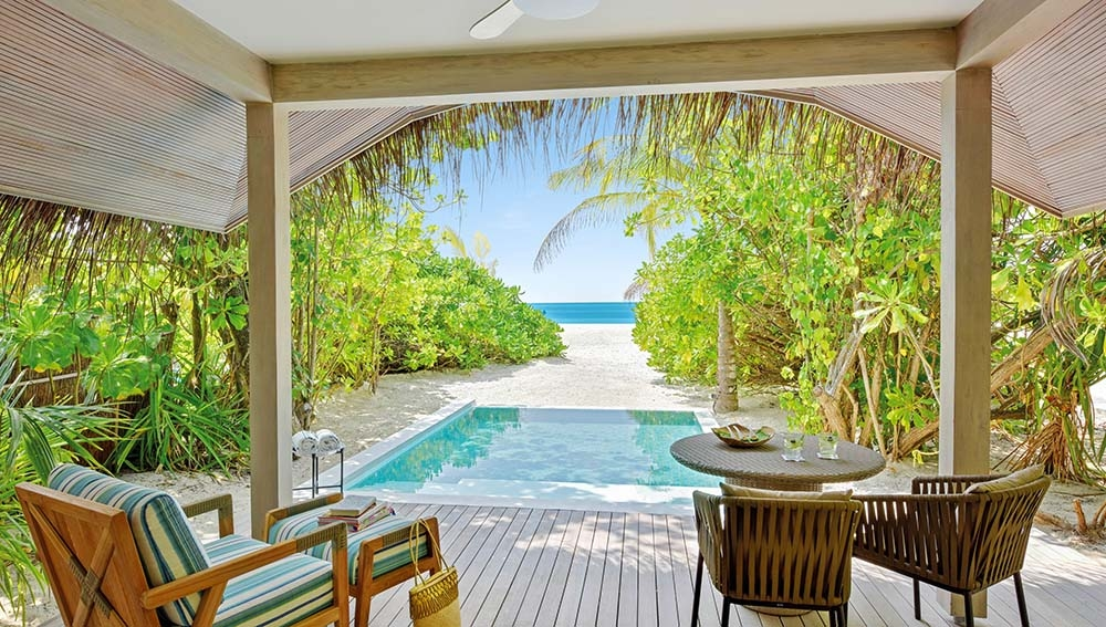 One And Only Kanuhura Resort Maldives
