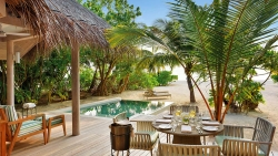 Kanuhura Island Resort And Spa Grand Beach Pool Villa